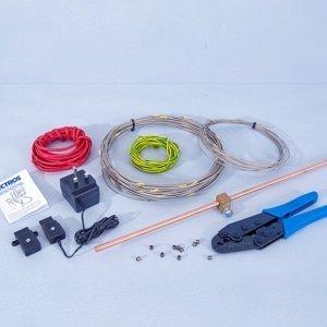 Electro Osmosis DPC Kit